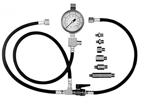 cis  jetronic fuel injection tester tool aid